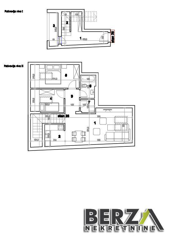 stan PETROVARADIN - PETROVARADIN - 1001918